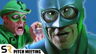 Batman Forever Pitch Meeting