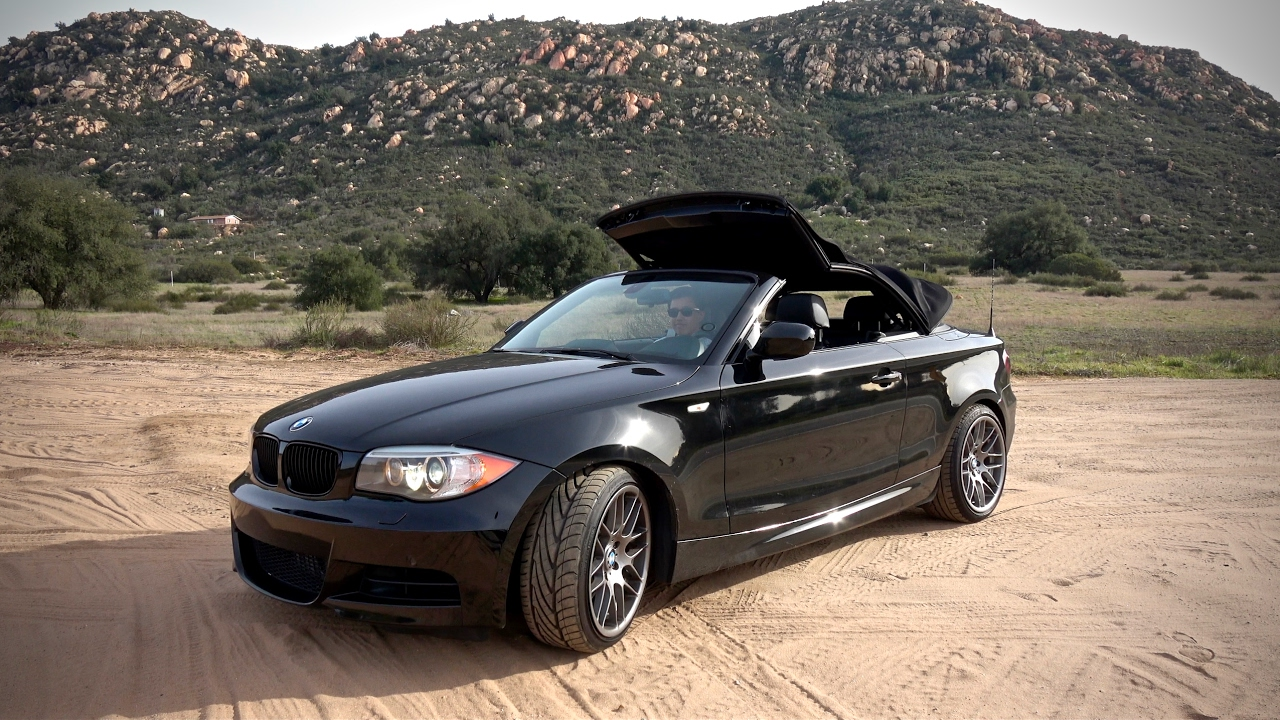 Bmw 335i Convertible Review >> Bmw 135i E88 - Auto cars