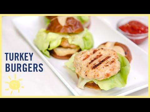 EAT   10 Minute Turkey Burger Sliders