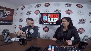 The Size Up Episode 3: ABC 7's Amy Freeze