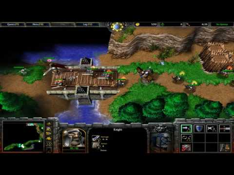 Warcraft 3: Orcs & Humans - Humans Secret 01 - Return to Northshire