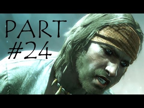 Assassins Creed 4: Black Flag - Gameplay Walkthrough - Part 24 - Captain Vane Gone Mad