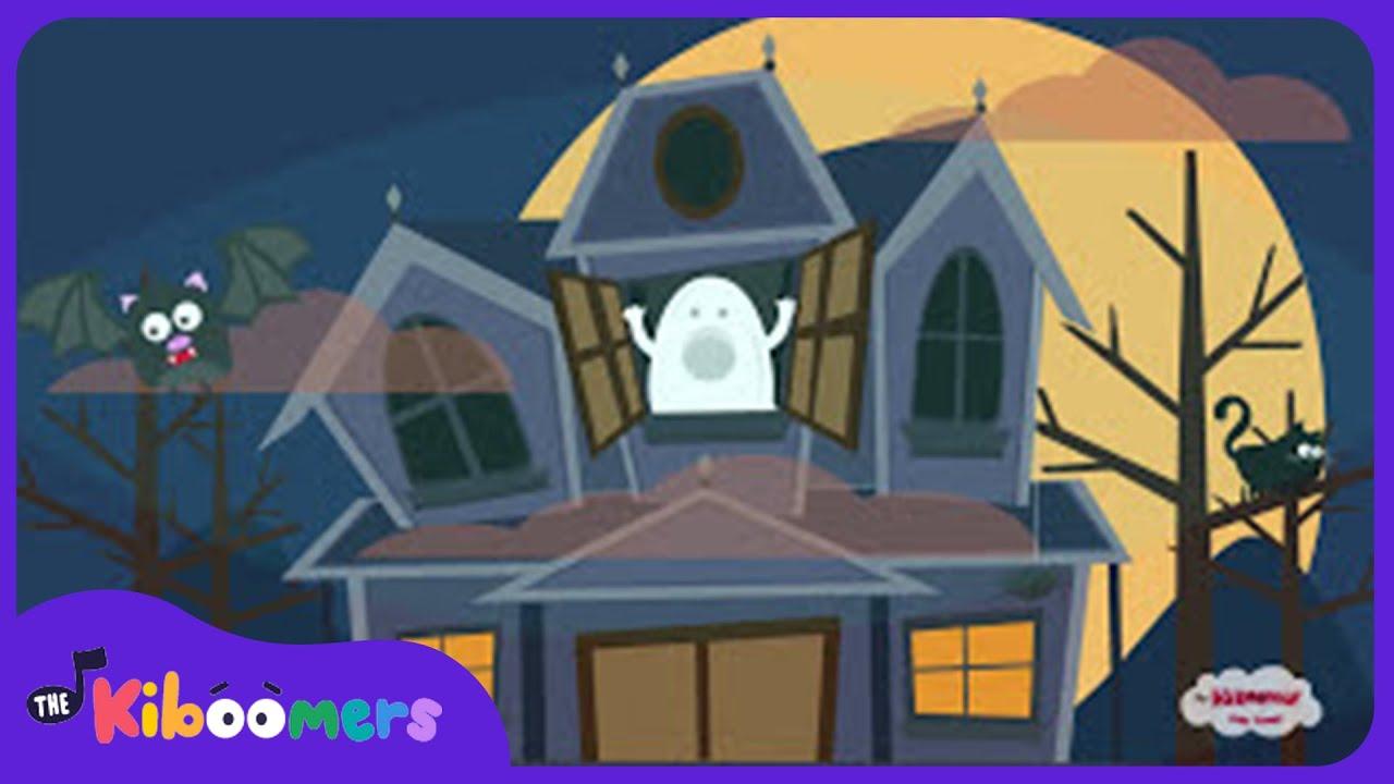 Creepy Crawly Spider | Halloween Songs | Baby Songs | Nursery Rhymes | Children Songs