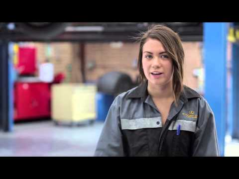 Belle Meyer: Certificate III in Automotive Mechanical Technology (Light Vehicle) apprenticeship