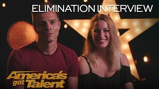 Elimination Interview: Lord Nil Thanks His Fans For Supporting Him - America's Got Talent 2018