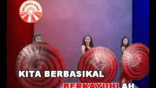 SANISAH HURI-KU CERITAKAN (Karaoke)