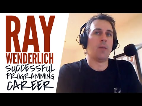 Ray Wenderlich & How To Build A Successful Programming Career