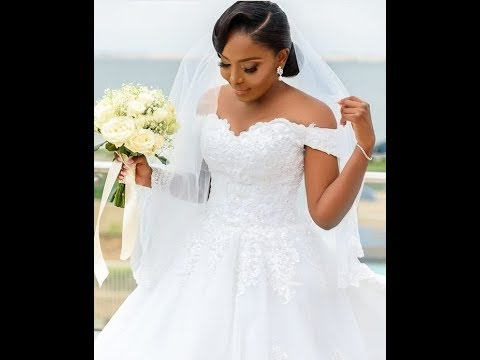 2019 Latest Wedding Gown Collections: Most Trendy Wedding Gown. http://bit.ly/2HDu3dS