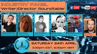 Writer/Director Roundtable - London Web Fest