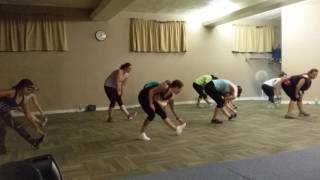 Zumba Cooldown - Can't Stop The Feeling