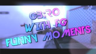 CB:RO with FG| Roblox| Funny Moments