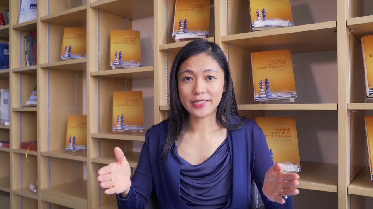 Q&A with Author Angela Huyue Zhang on her new book  ' Chinese Antitrust Exceptionalism""