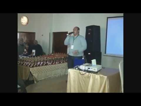 ( المربي الاستاذ بهاء عنبر )  مناقشة تقنيات تربية طيور الزينة - الجزء الثانى