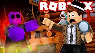 ROBLOX CAMPING 48 🔍 RUN or the MONSTER KILLs YOU