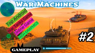 War Machines: Best Free Online War & Military Game iPad Pro 2021 Gameplay -Android Military Games 21 screenshot 5