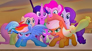 'My Little Pony: The Movie' Official Trailer (2017)