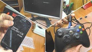 3 ПРОСТЫХ РЕМОНТА: Монитор Acer / Геймпад Xbox / Смартфон Samsung