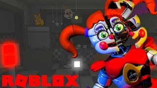 Becoming Circus Baby in Roblox Ultimate Random Night