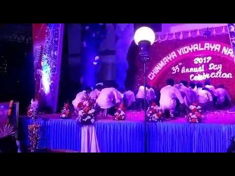 Chinmaya vidyalaya  Naruvamoodu.. Everlasting perfomance  batch 2017 -18.The remix factory