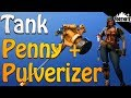 FORTNITE - Tank Penny + Pulverizer Perks And Gameplay
