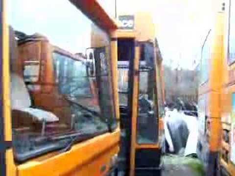 Autobus al demolitore