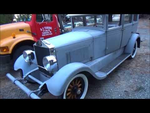 1927 Elcar Tires, Fuel Pump & Other Updates
