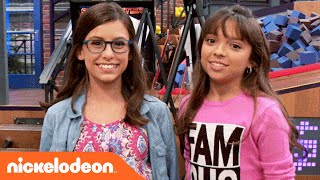 Game Shakers | 20-Second Drawing Challenge | Nick