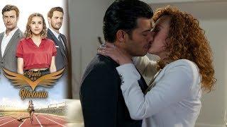 Maritza le roba un beso a Raúl | El vuelo de la victoria -Televisa