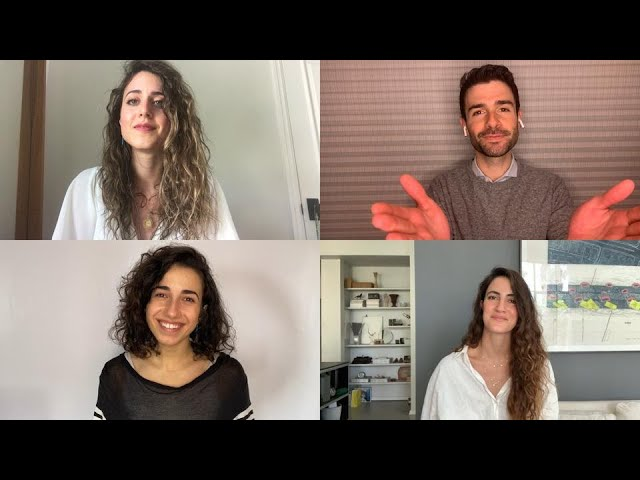 """Hallelujah"" (English, Hebrew & Arabic) ft Adam Kantor, Rona-Lee Shimon, Dudu Aharon, Layan Elwazani"