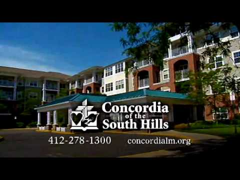 Retirement Living South Hills |Mt  Lebanon - Concordia