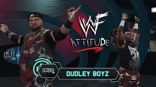 WWE 2K17 - WWF Attitude Era Custom Music & Attires