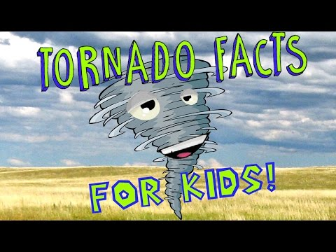 Tornado Facts for Kids!
