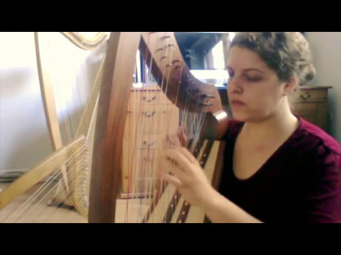 Cassiopeia on Cross-strung Harp 5x7 System   Chromatic Harp