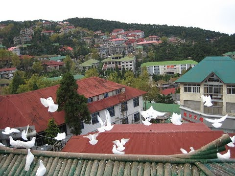 Beautiful China - Guling Town, Mount Lushan, Jiangxi Province