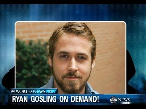 Ryan Gosling Goes On Demand