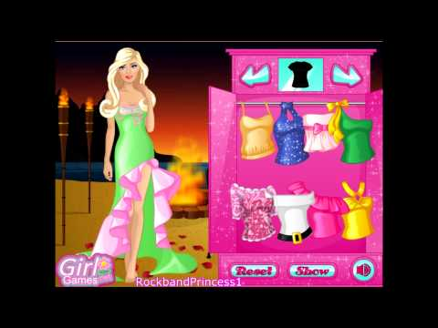 barbie dating with ken dress up