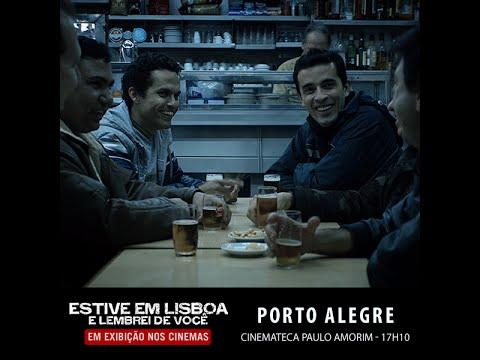 Estive em Lisboa e lembrei de você Trailer HD
