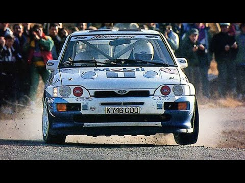 WRC Classics - Rallye Monte Carlo 1993 With Pure Engine Sounds