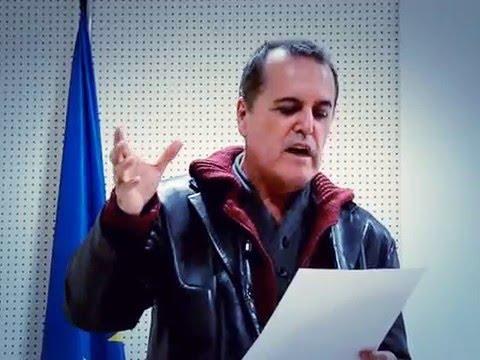 "Juan Cobos Wilkins - Poema  ""Golpea"""
