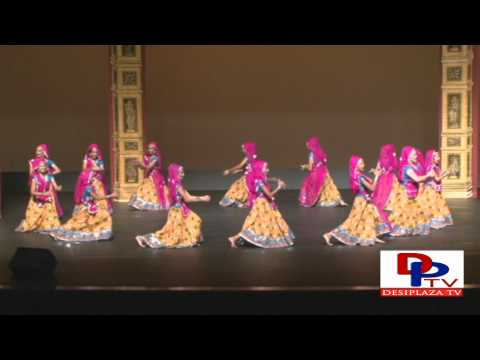 Garba Dance from Sur Sangam group at Ekal