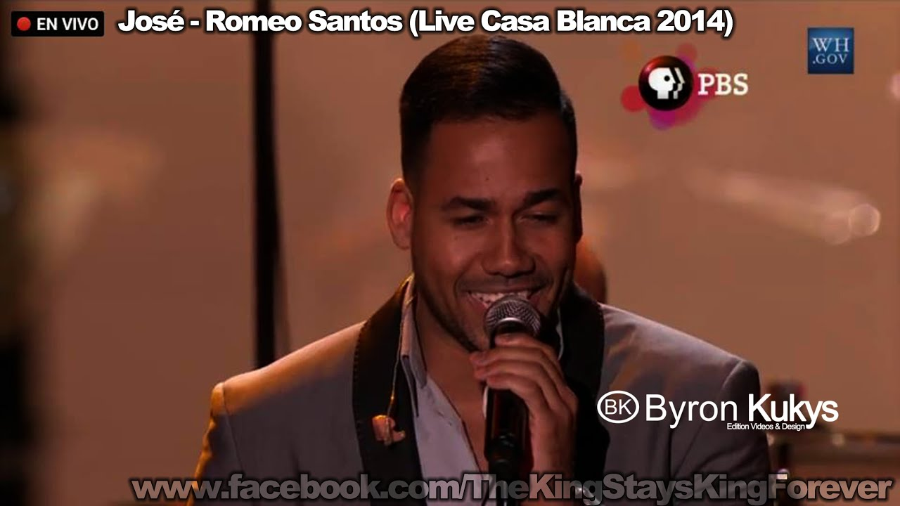 "José - Romeo Santos ""A Salute to the Troops: Performance ..."