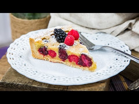 David Burtka's Brown Butter Mixed Berry Tart - Home & Family