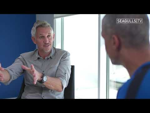 GARY LINEKER'S EXTENDED INTERVIEW WITH CHRIS HUGHTON