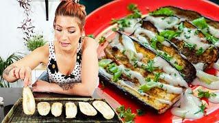 You'll Never Cook EGGṖLANT the Same...   Vegan Lockdown Recipe