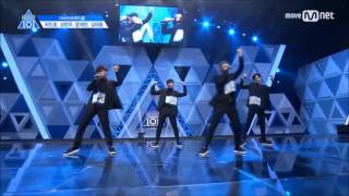 [UNAIRED] Produce 101 Singing iKON's Songs Compilation