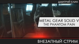 Metal Gear Solid V: The Phantom Pain - Волчонок же!