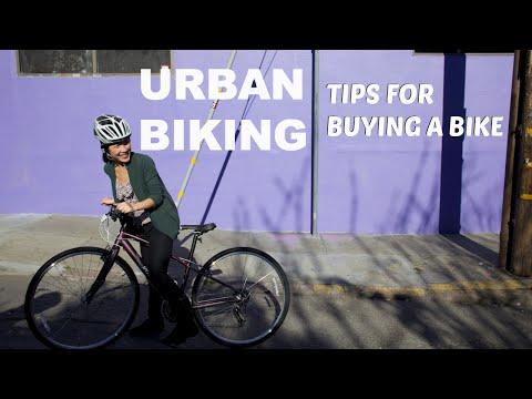 URBAN BIKING - Tips For Buying A Bike
