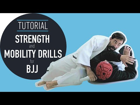 BJJ MOBILITY EXERCISES For Strength And Control