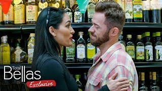 Artem DANCES in the GROCERY STORE aisle! - Total Bellas Exclusive