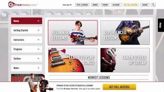 Guitar Tricks vs. JamPlay - Official Comparison for 2017